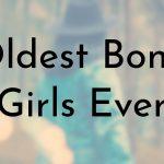 Oldest Bond Girls Ever