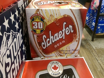 Schaefer Beer