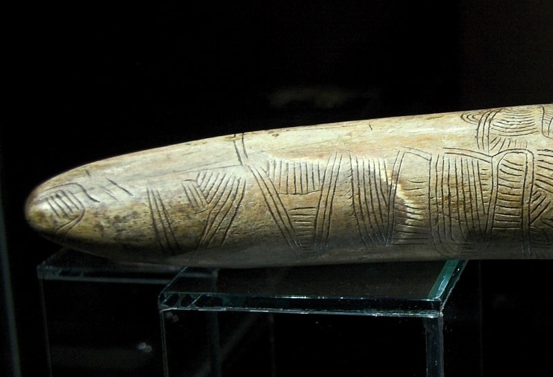Mammoth Tusk Map