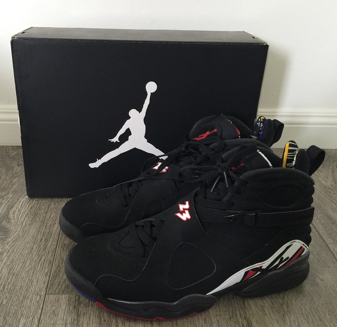 b414c32edd97 photo source  Wikimedia Commons. The Air Jordan VIII ...