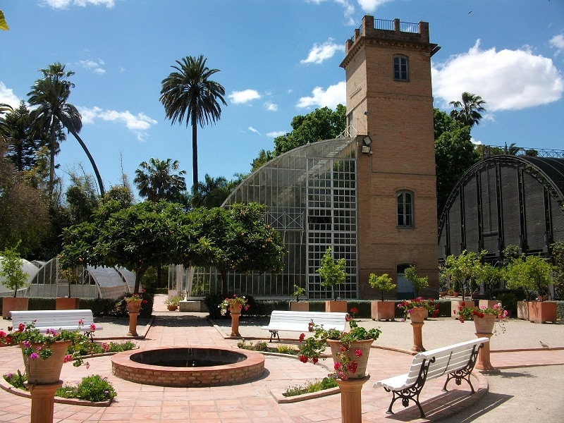 Botanical Garden of the University of Valencia