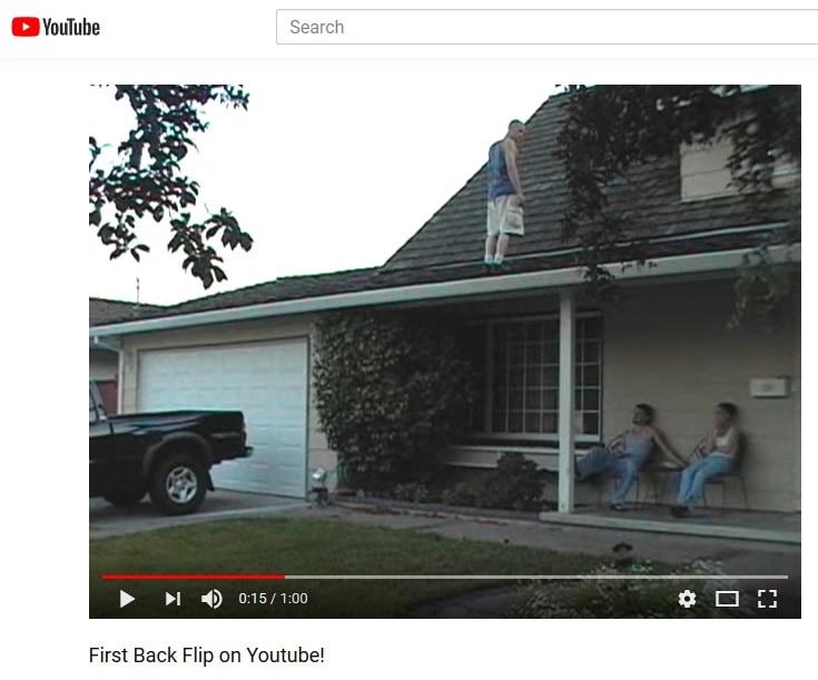 10 Oldest Videos On Youtube Oldest Org