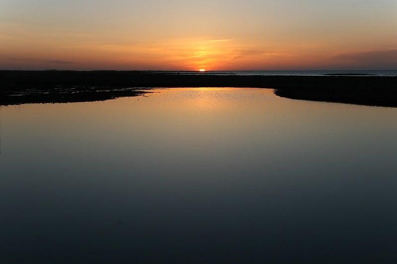 Lake Zaysan