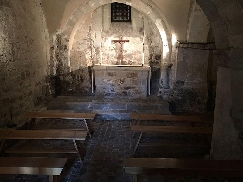 Pyx Chapel
