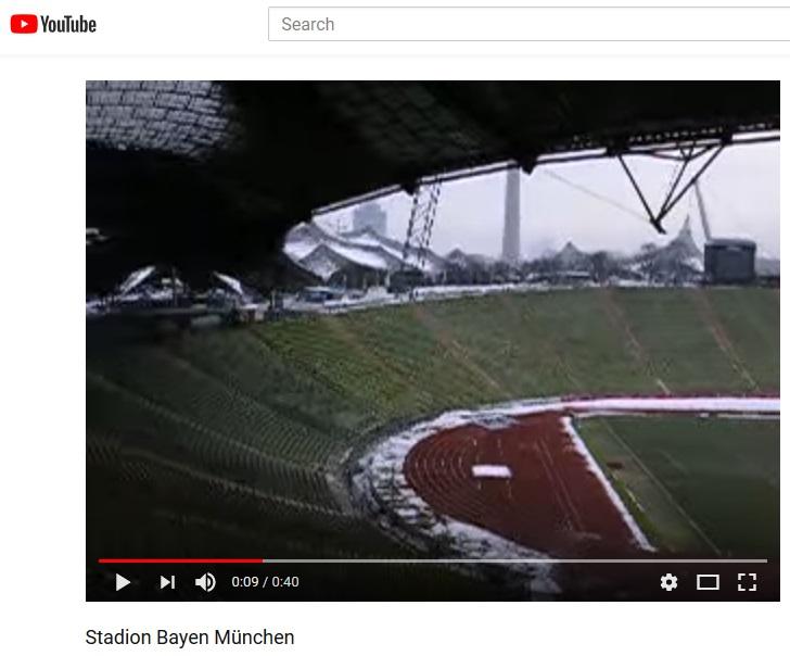 Stadion Bayen Munchen