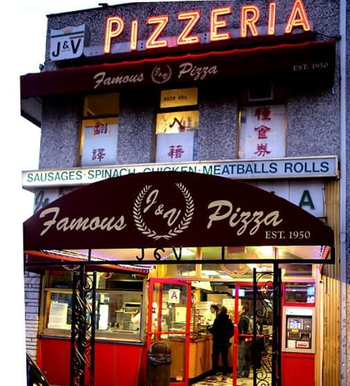 J & V Pizzeria