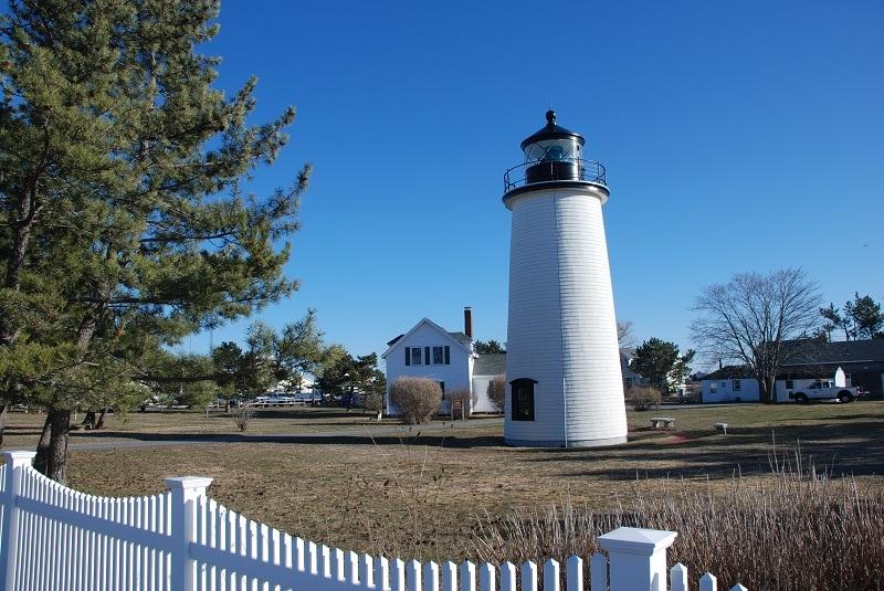 Newburyport Harbor Light