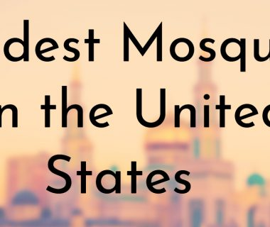 Oldest Mosques in the United States