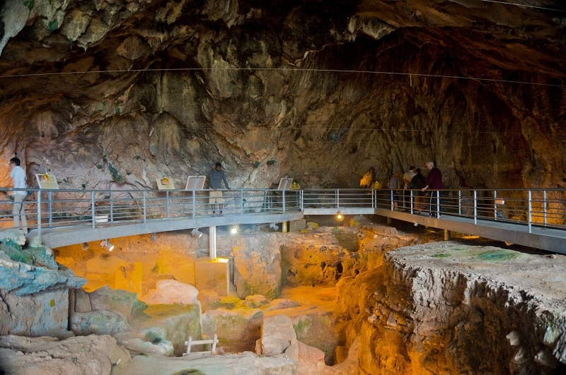 Theopetra Cave