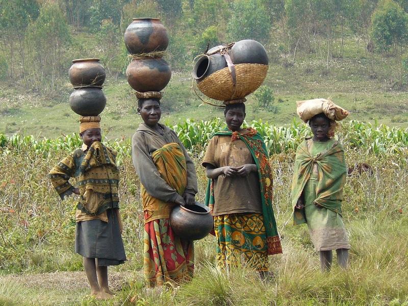 African Pygmies