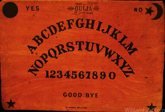 Canadian Ouija Board