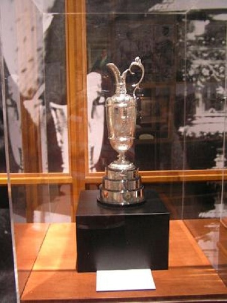 Claret Jug (Golf Champion Trophy)