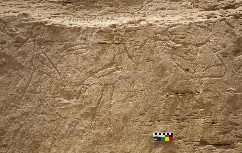 Hieroglyphic Billboard