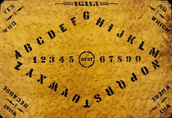 Igili the Marvelous Talking Board