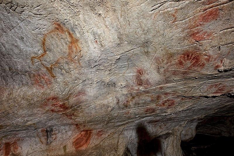 Oldest Cave Art