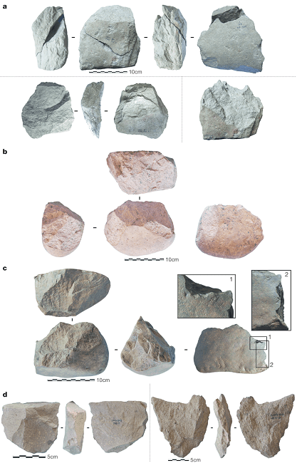 Oldest Stone Tools