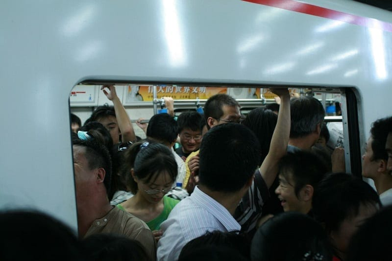 Subway Beijing