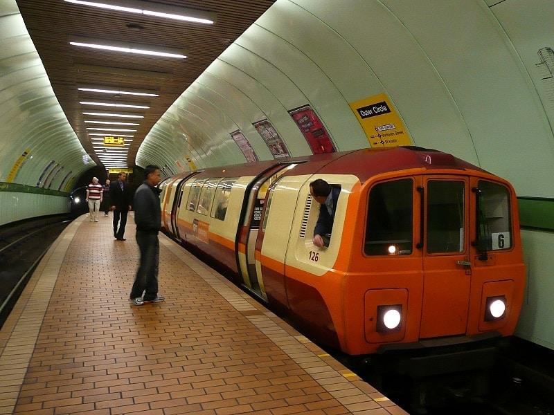 Subway Glasgow