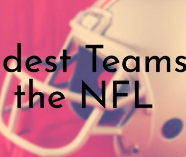 Oldest Teams in the NFL