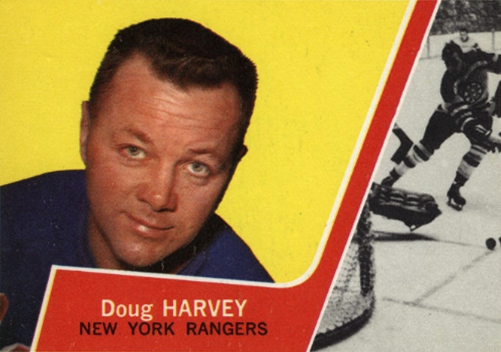 Doug Harvey