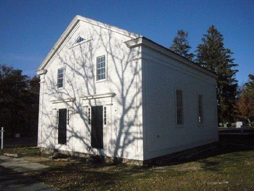 Old Indian Meeting House