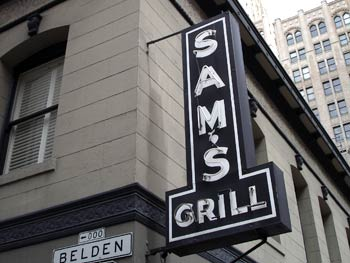 Sam's Grill & Seafood