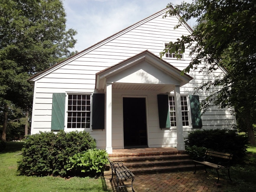 Third Haven Meeting House