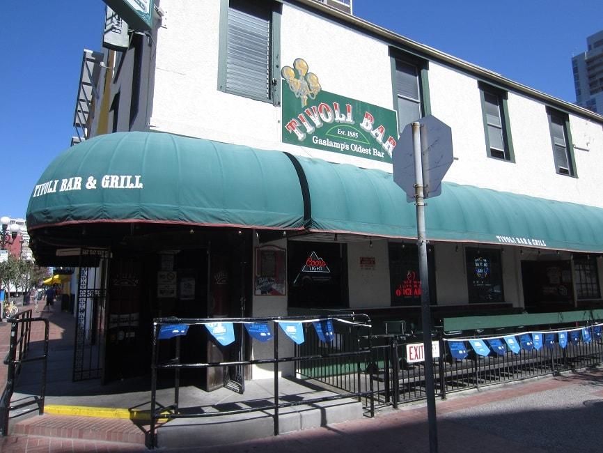 Tivoli Bar & Grill