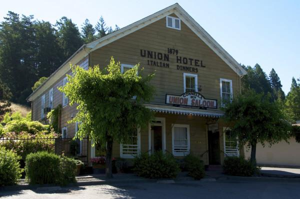Union Hotel Restaurant