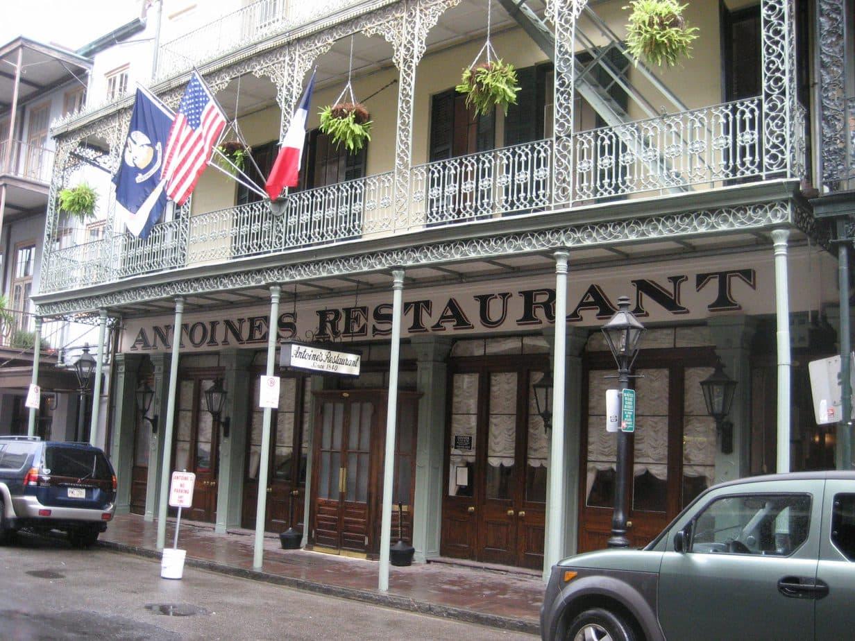 Antoines Restaurant