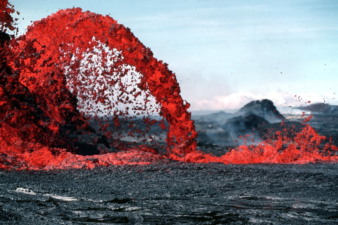 Hawai Volcanoes
