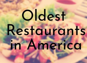 Oldest Restaurants in America