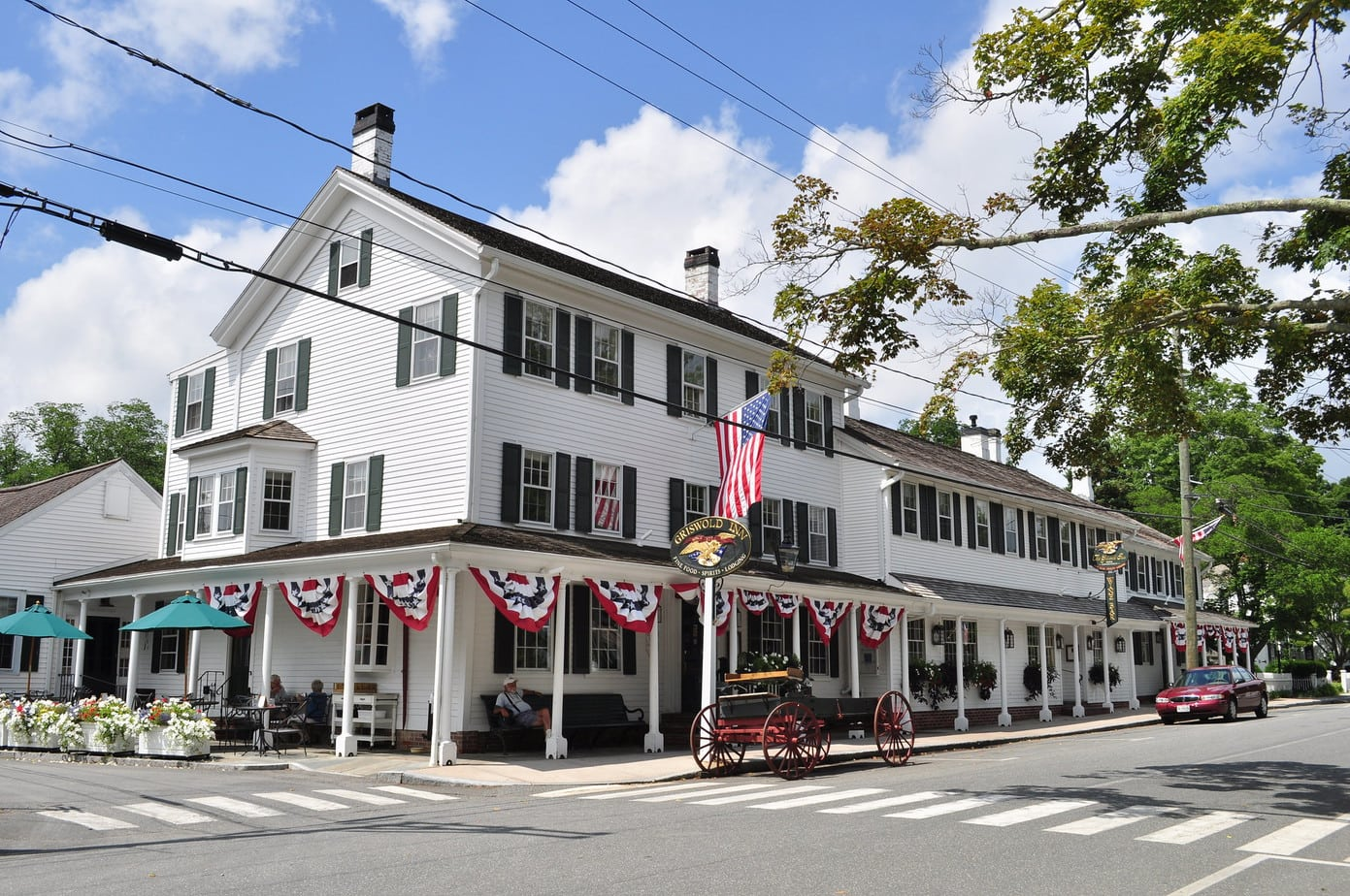 The Griswold Inn