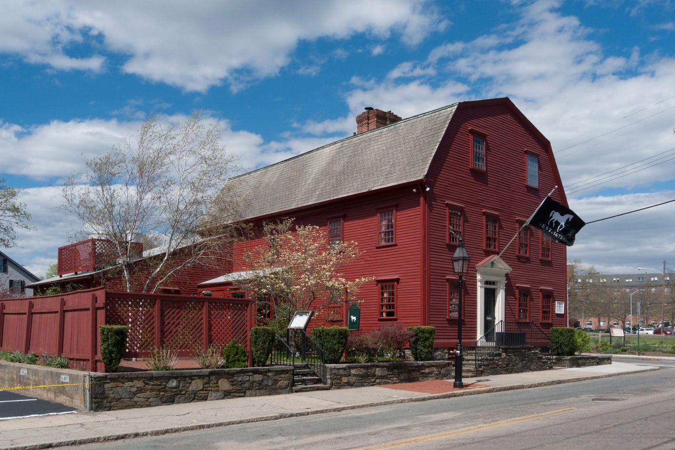 The White Horse Tavern Newport Rhode Island