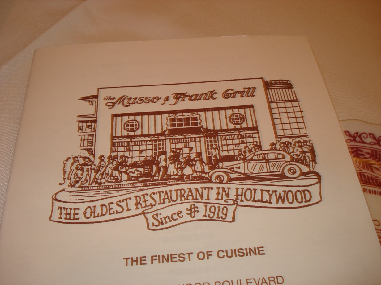 Musso & Frank Grill