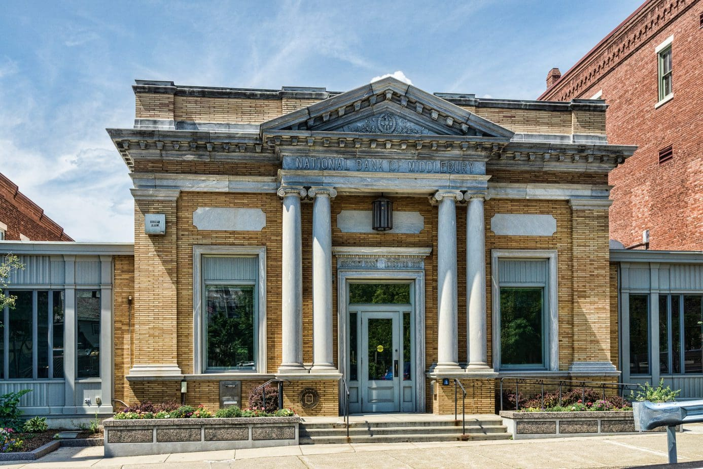 National Bank of Middlebury, Vermont