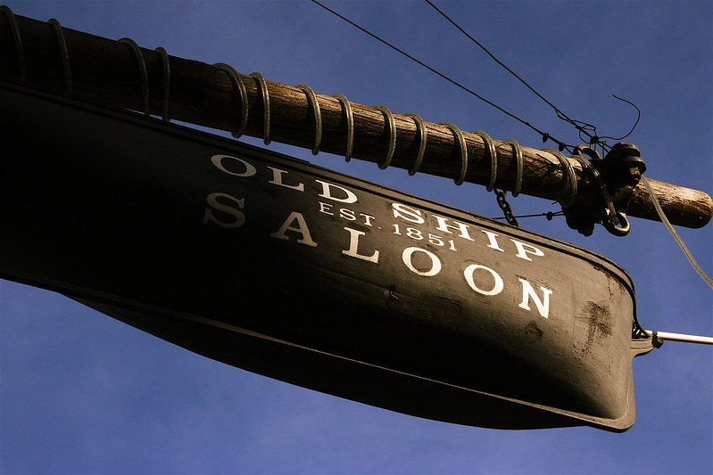 Old Ship Saloon