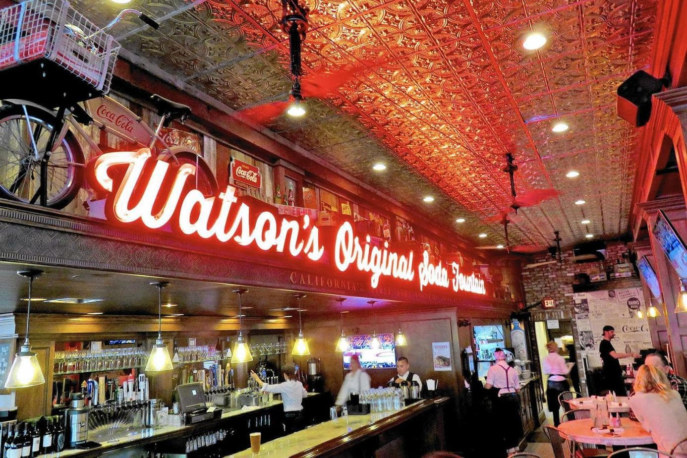 Watson's Soda Fountain & Cafe