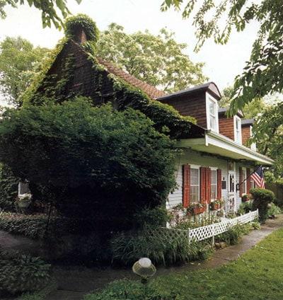Lent-Riker-Smith Homestead
