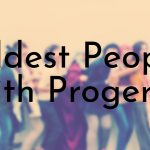 Oldest People with Progeria