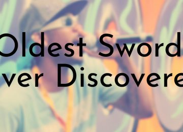 Oldest Swords Ever Discovered