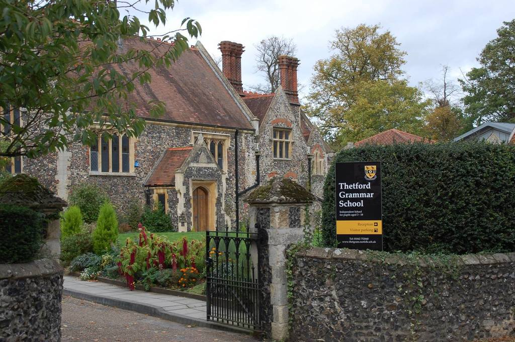 Thetford Grammar School