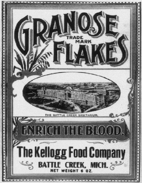 Granose Flakes