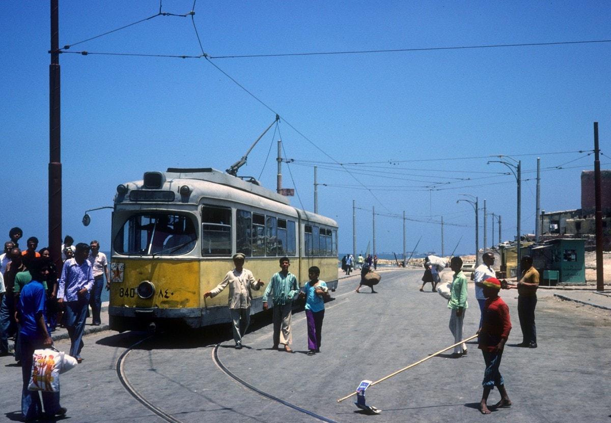 Alexandria Tramway Network