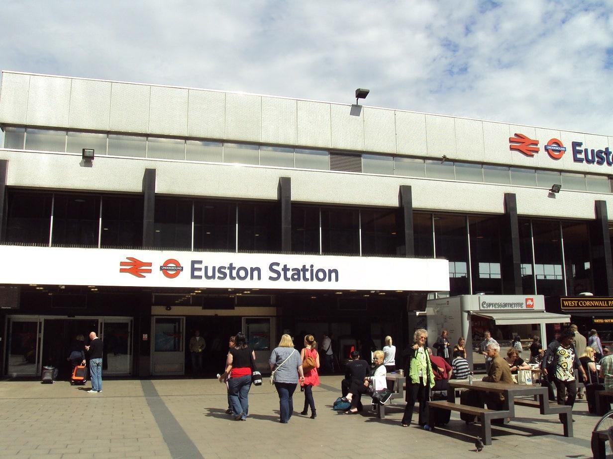 Euston Railway Station
