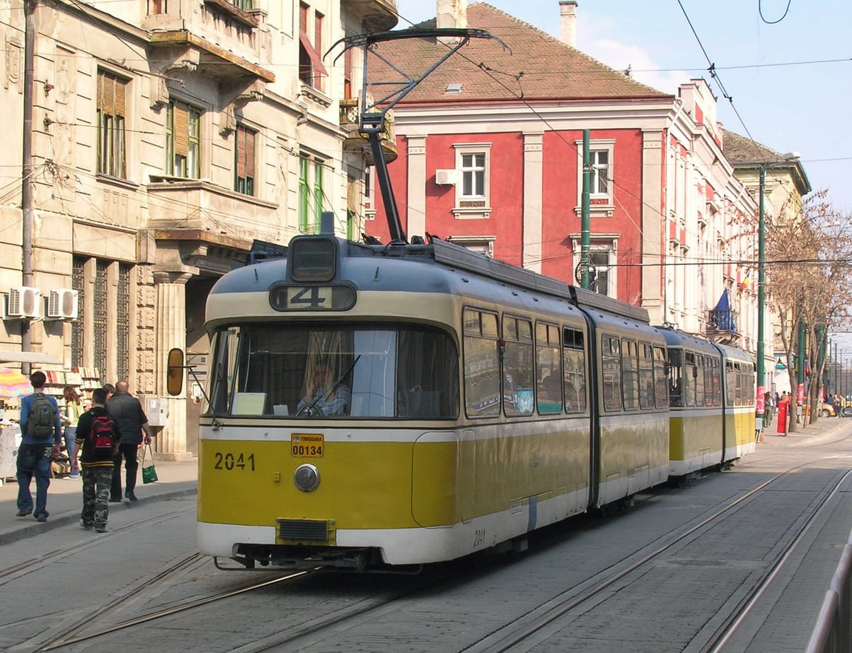 Timișoara Tram