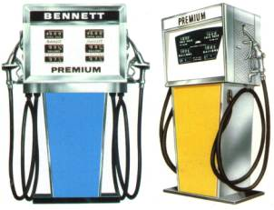 Stainless Steel Gas Pumps