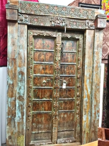 Indian Carved Doors