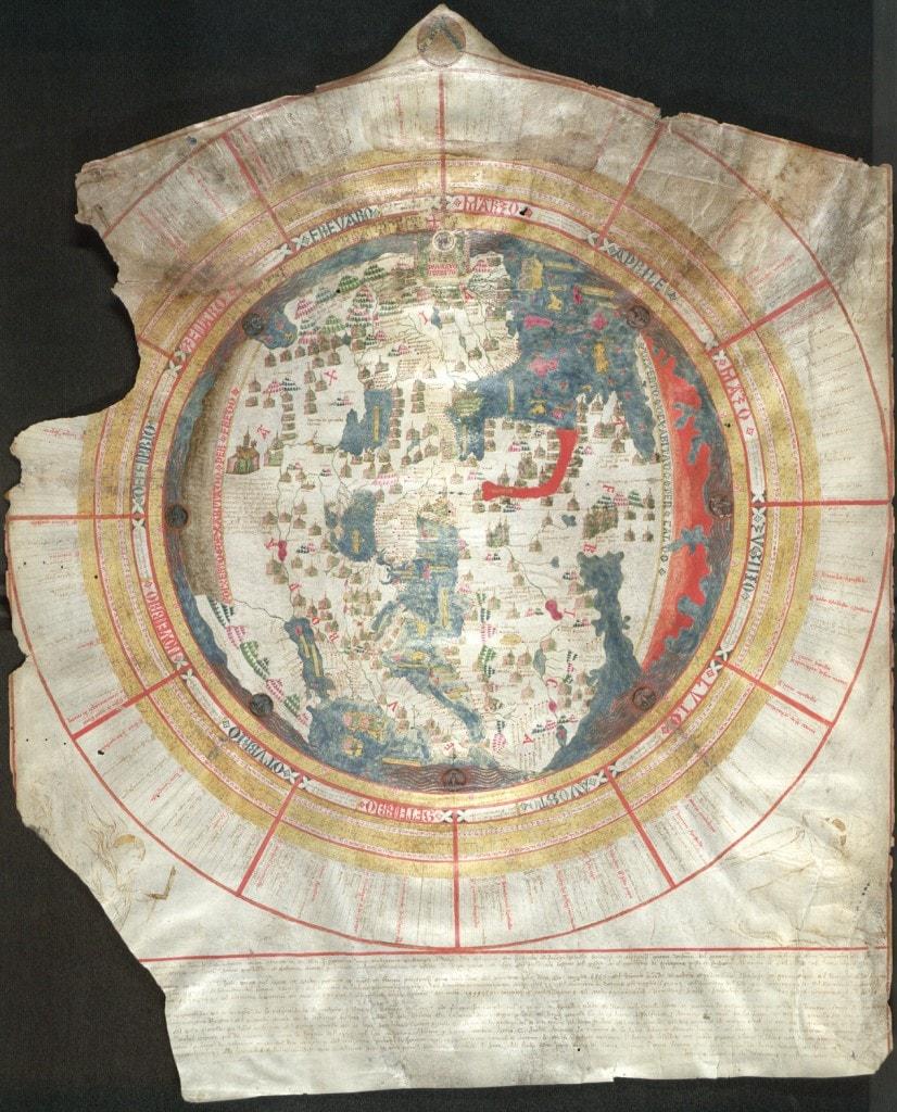 Leardo's Mappa Mundi