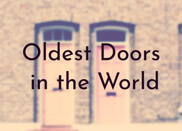 Oldest Doors in the World